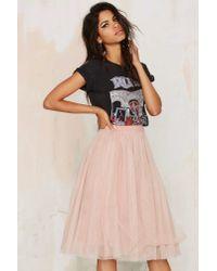 Nasty Gal | Pink Rare London Bradshaw Tutu Skirt | Lyst