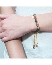 Tada & Toy - Multicolor Sahara Stone Bracelet - Lyst