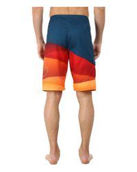 Billabong Blue Pulse Boardshorts for men