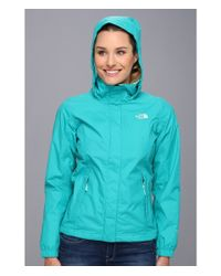 The North Face Blue Resolve Jacket