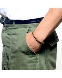 Lulu Frost - Brown G. Frost Morse Bracelet - Trust for Men - Lyst
