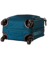Tumi | Blue Voyageur Super Léger Int'l 4 Wheel Carry-on | Lyst