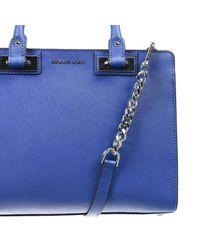 MICHAEL Michael Kors - Blue Handbag - Lyst