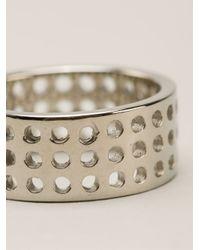 Kelly Wearstler | Metallic 'precision' Ring | Lyst