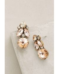 Anthropologie | Metallic Sparked Sunset Drops | Lyst