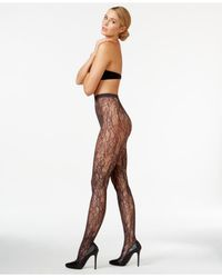 Wolford Gray Clair Tights