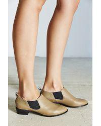 Kelsi Dagger Brooklyn - Brown Veronika Western Shoe - Lyst
