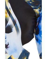 Suboo Multicolor Printed Cutout Rashguard