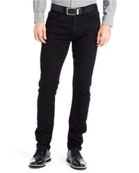 Kenneth Cole | Black Slim Fit Jeans for Men | Lyst