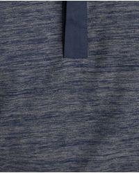 Zara | Gray Short Sleeve Polo Shirt for Men | Lyst