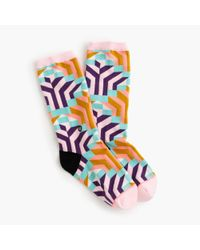 J.Crew - Multicolor Stance Trouser Socks - Lyst