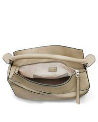 Loewe - Natural Puzzle Medium Leather Bag - Lyst