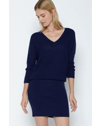 Joie - Blue Delsie Dress - Lyst