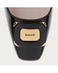 Bally Parisa Women ́s Patent Leather Pump In Black