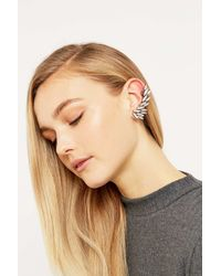 Urban Outfitters | Metallic Large Navette Ear Cuff | Lyst