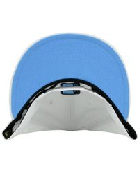 KTZ - White Dallas Mavericks Hwc Legend Blue Hook 9Fifty Snapback Cap for Men - Lyst