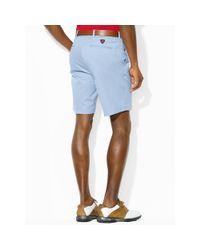 Ralph Lauren - Blue Links-fit Short for Men - Lyst
