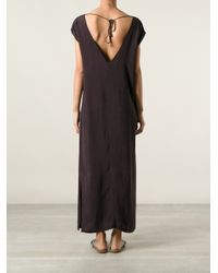 Humanoid Purple Dolce Diamond Dress