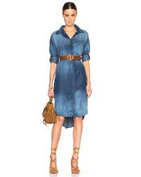 Bliss and Mischief - Blue Rhodes Dress - Lyst