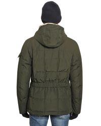 Woolrich - Green Ramar Cloth Blizzard Jacket for Men - Lyst