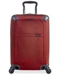 "Tumi | Red Series 1 20"" International Carry-on Spinner Suitcase for Men 