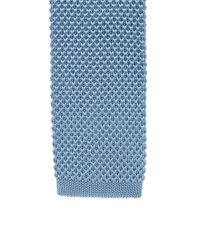 Forever 21 | Blue Textured Knit Tie for Men | Lyst