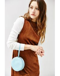 Urban Outfitters | Blue Round Wristlet Wallet | Lyst