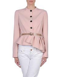 Dior - Pink Blazer - Lyst