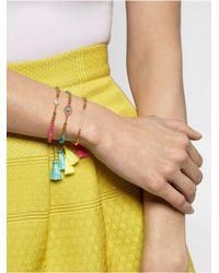 BaubleBar | Multicolor Tassel Pull Bracelet Set | Lyst