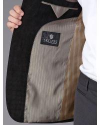 Skopes Black Reeth Blazer for men