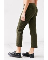 BDG | Green Heston Chino Pant | Lyst