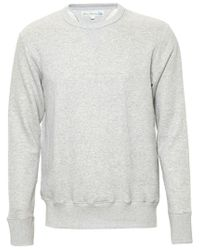 Merz B. Schwanen | Gray Crew Neck Sweatshirt for Men | Lyst