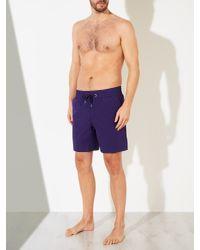 John Lewis Green Plain Swim Shorts for men