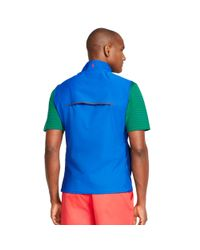 Pink Pony | Blue Water-resistant Packable Vest for Men | Lyst