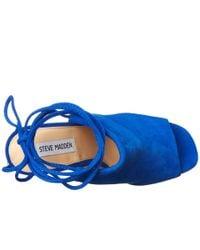 Steve Madden - Blue Sophie - Lyst
