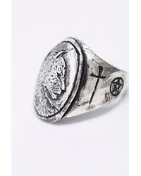 Unearthen | Metallic The Magician Ring | Lyst