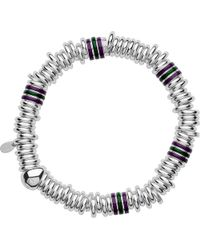 Links of London | Metallic Wimbledon Sweetie Bracelet | Lyst