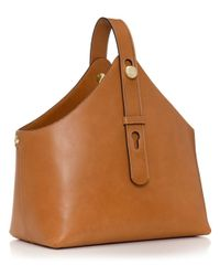 Tory Burch - Brown Garden Tote - Lyst
