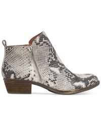 Lucky Brand Multicolor Women's Basel Booties