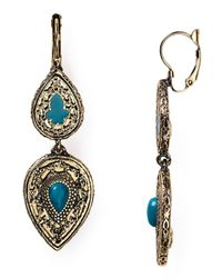 Samantha Wills - Blue Lost In Your Love Drop Earrings - Lyst