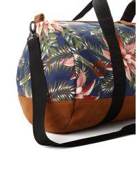 99c58f0c8856 Mi-Pac Palm Floral Duffel Bag - Multi for Men - Lyst