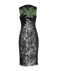 Jason Wu Black Knee-length Dress