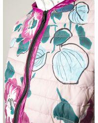 Duvetica | Multicolor Down Jacket | Lyst