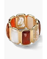 Ippolita | Yellow 'rock Candy - Gelato' Band Ring | Lyst