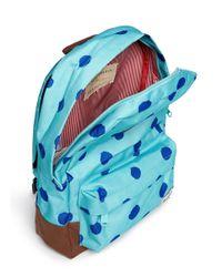 Herschel Supply Co. Blue 'Heritage' Polka Dot Print Kids Backpack