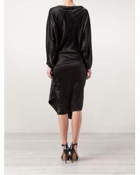 Vivienne Westwood Black 'Infinity' Dress