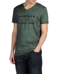 William Rast - Green Tshirt for Men - Lyst