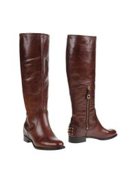 Car Shoe - Brown Boots - Lyst