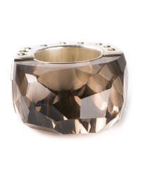 Kelly Wearstler | Metallic 'teague' Ring | Lyst