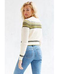 BDG - Multicolor Alyeska Crew Neck Sweater - Lyst